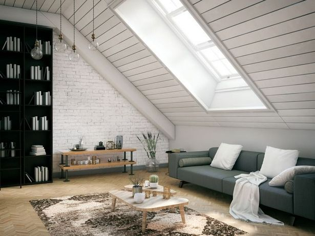 20+ The Definitive Strategy for Attic Living Room Ideas