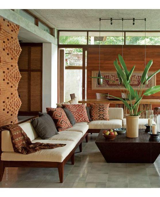 40+ Bali Living Room Interior Design at a Glance