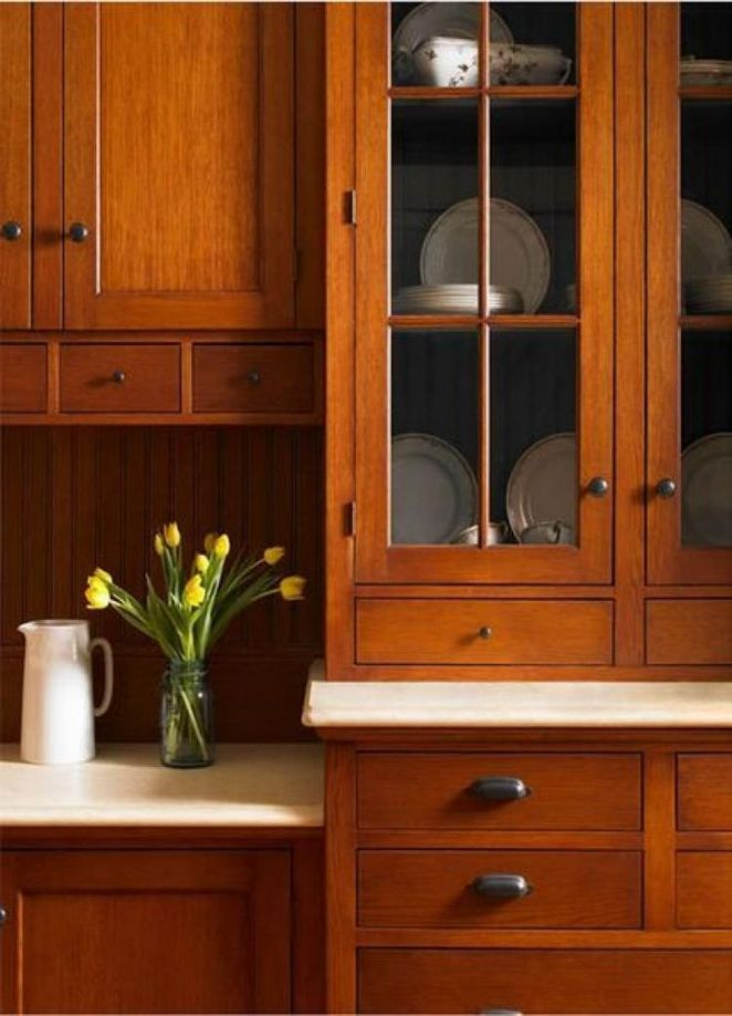 40+ Cherry Wood Kitchen Cabinets Options