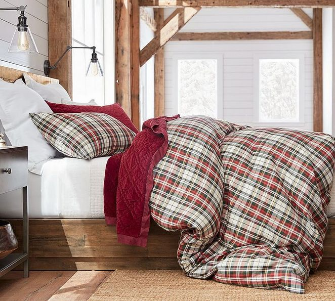 39+ The Run Down on Plaid Bedding Ideas Exposed