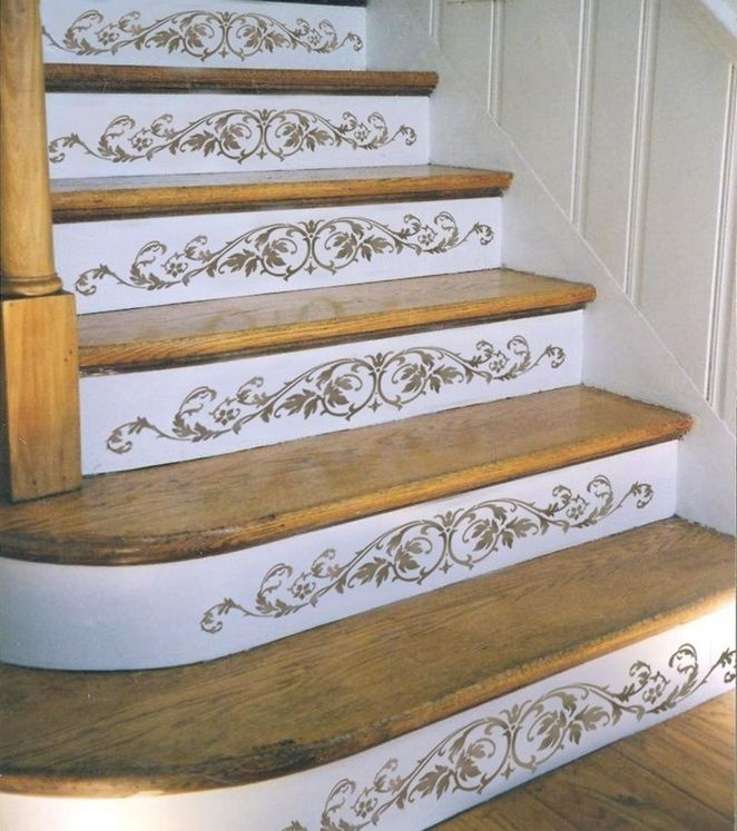 40+ The Ultimate Solution for Decorating Stair Risers You Can Find Out About Today
