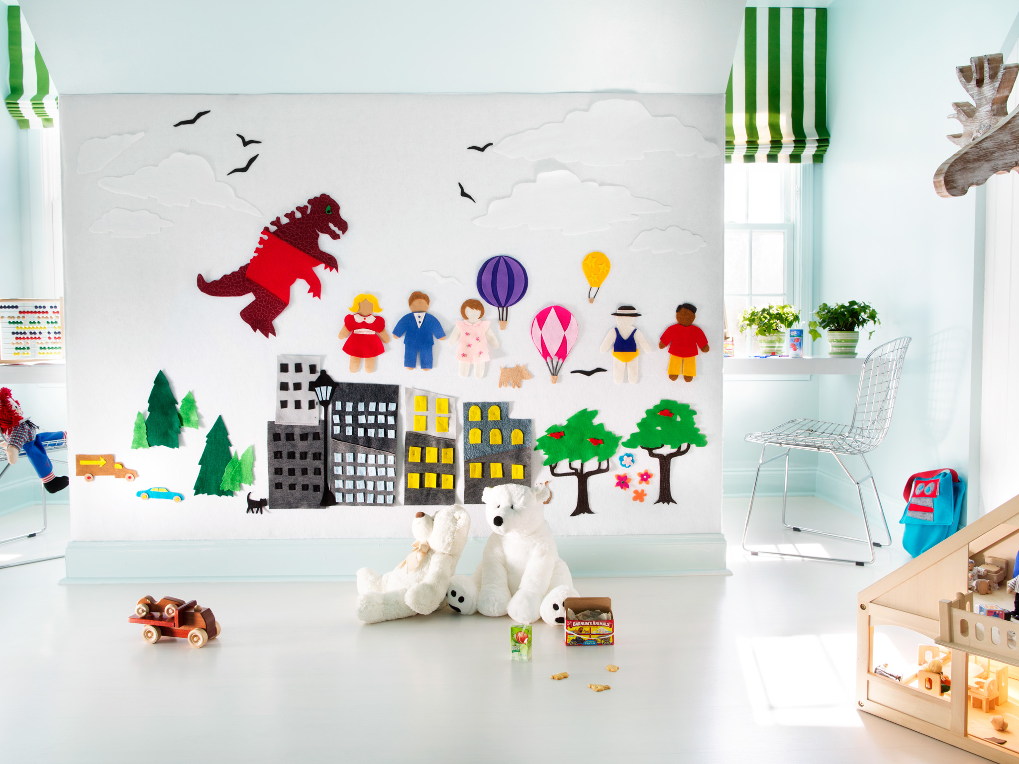 7 Simple Children's Playroom Inspirations, Your Little One Is Happy Without Draining Pockets